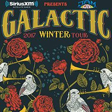 Galactic Winter Tour tickets at The Warfield in San Francisco