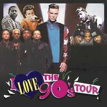 I Love The 90's  tickets at The Joint at Hard Rock Hotel & Casino Las Vegas in Las Vegas