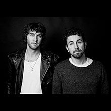 Japandroids tickets at Gothic Theatre in Englewood