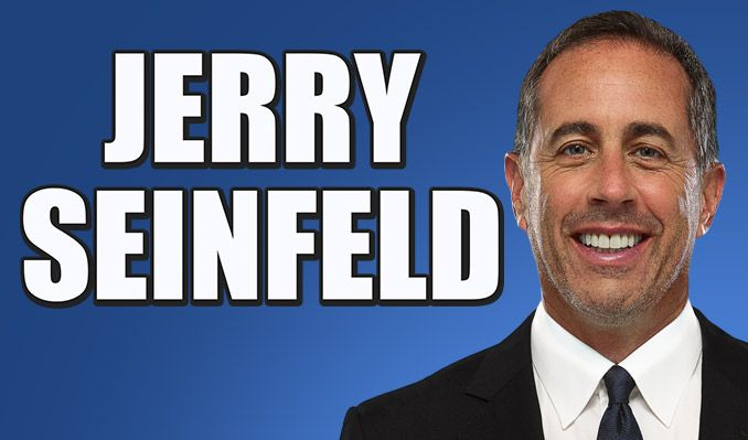 how to get jerry seinfeld presale tickets