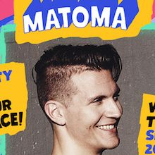 Matoma: Party At Your Place! Tour tickets at Terminal 5 in New York