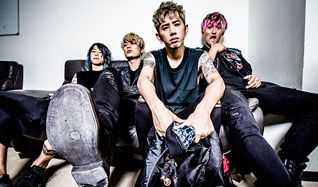 ONE OK ROCK tickets at The Warfield in San Francisco