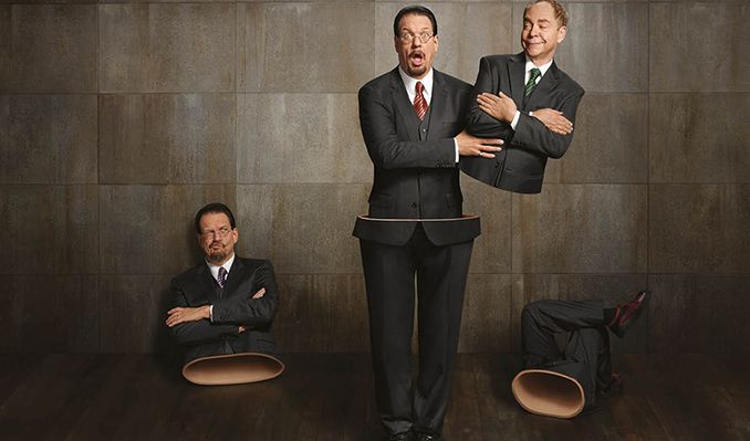 Penn & Teller - EXTRA DATE ADDED tickets at O2 Apollo Manchester in Manchester