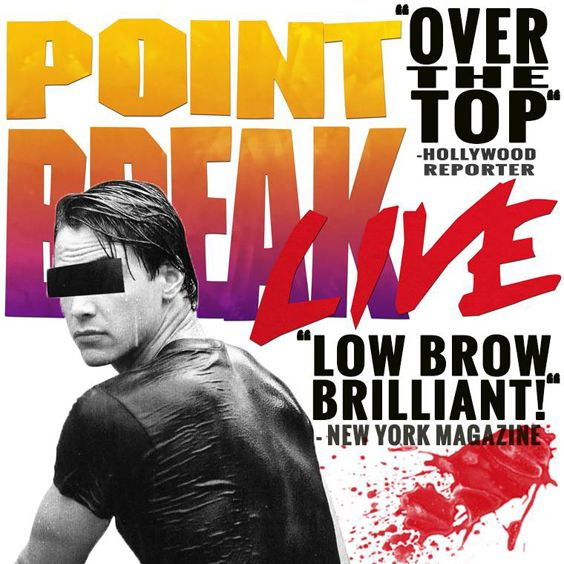 Point Break Live! tickets at The Sinclair in Cambridge