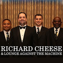 Richard Cheese & Lounge Against The Machine tickets at El Rey Theatre in Los Angeles