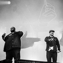 Run The Jewels tickets at Shrine Expo Hall in Los Angeles
