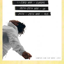 Sampha tickets at Terminal 5 in New York