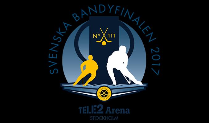 Svenska Bandyfinalen 2017 tickets at Tele2 Arena in Stockholm