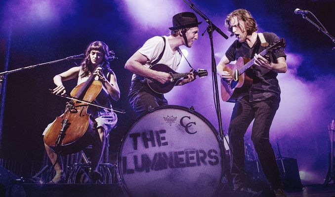 The Lumineers tickets at Madison Square Garden, New York City