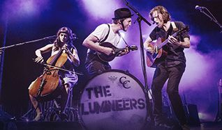 The Lumineers tickets at Mohegan Sun Arena, Uncasville