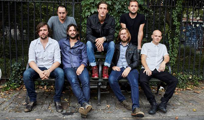 The Revivalists tickets at Rams Head Live!, Baltimore