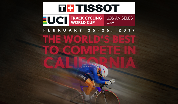 Tissot UCI Track Cycling World Cup Los Angeles - ALL SESSIONS tickets at StubHub Center in Carson