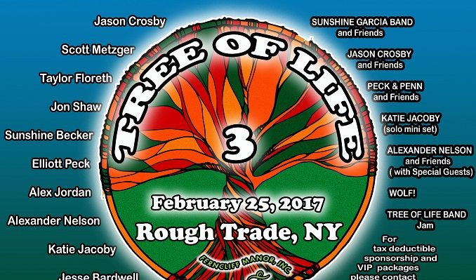Tree of Life 3 tickets at Rough Trade NYC in Brooklyn