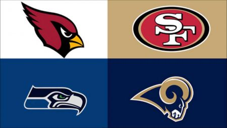 Week 13 in the NFC west