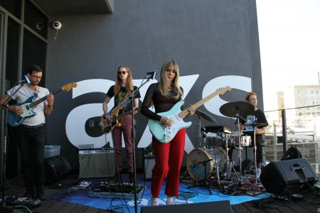 AXS Patio Sessions: Refocused and on the rise, LA's Gothic Tropic is ready for the next big step