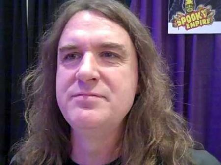 The AXS interview with Megadeth's David Ellefson at Spooky Empire
