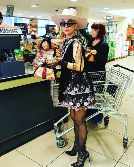 Lady Gaga reveals her struggle with PTSD and copes with kindness