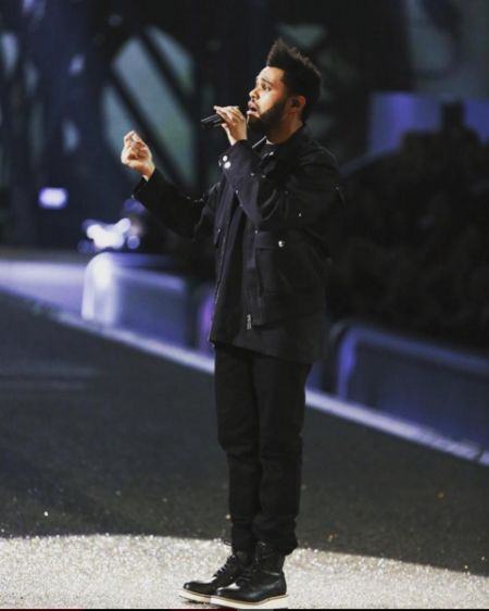 The Weeknd's Starboy is making history.
