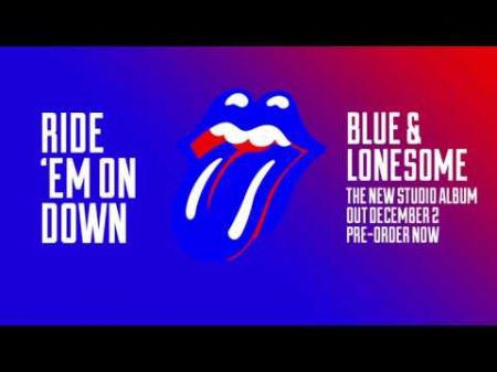Rolling Stones headed for best chart performance in decades with 'Blue & Lonesom
