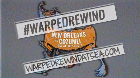 Vans Warped Tour to hit the high seas in 2017