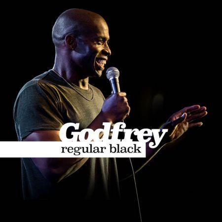 Review: Godfrey's 'Regular Black' is extraordinarily funny