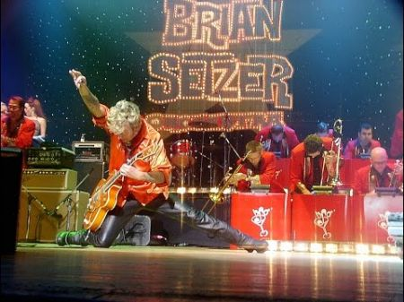 Get in the mood for the holidays with 6 of Brian Setzer's best Christmas songs