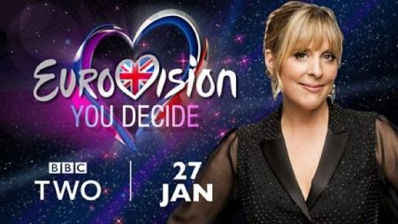 BBC's promotional material for their national selection