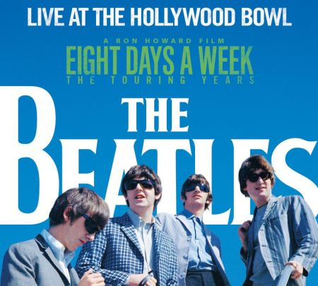 """The cover for """"Live at the Hollywood Bowl."""""""