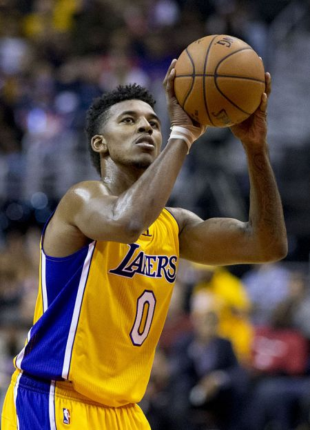 Nick Young returned to the lineup for the Los Angeles Lakers on Sunday night and claims he'll be good to go on Monday against the Sacramento