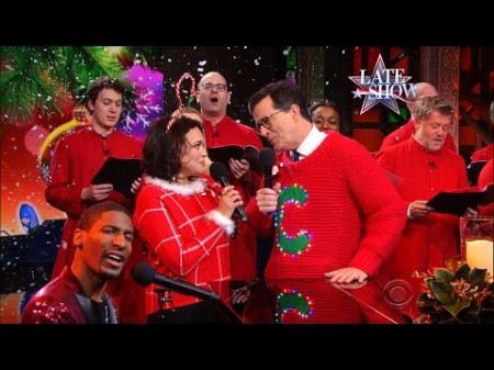 Did Stephen Colbert and Norah Jones record the worst Christmas song ever?