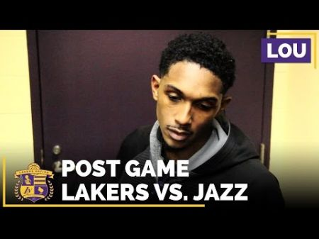 Mitch Kupchak calls Lou Williams Lakers' MVP so far this season