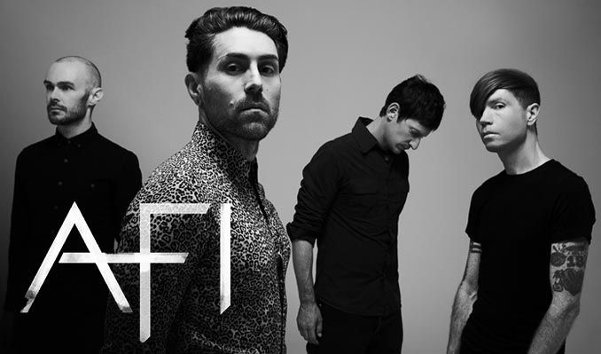 AFI tickets at The Joint at Hard Rock Hotel & Casino Las Vegas in Las Vegas