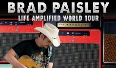Brad Paisley tickets at Giant Center in Hershey