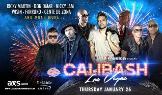 Calibash Las Vegas 2017 tickets at T-Mobile Arena in Las Vegas