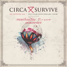 Circa Survive tickets at Starland Ballroom in Sayreville
