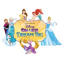Disney On Ice: Dream Big tickets