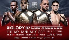 GLORY 37 LOS ANGELES tickets at The Novo by Microsoft in Los Angeles