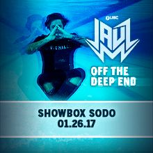 Jauz tickets at Showbox SoDo in Seattle