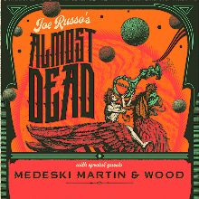 Joe Russo's Almost Dead tickets at Ogden Theatre in Denver