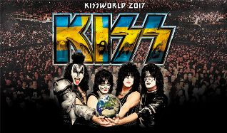 KISS tickets at Tele2 Arena in Stockholm