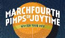 MarchFourth! and Pimps of Joytime tickets at The Showbox in Seattle