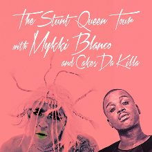 Mykki Blanco with Cakes da Killa tickets at The Sinclair in Cambridge