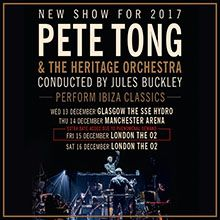Pete tong presents ibiza classics tickets for Jules buckley and the heritage orchestra