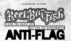 Reel Big Fish & Anti-Flag tickets at PlayStation Theater in New York