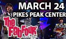 The Fab Four tickets at Pikes Peak Center in Colorado Springs