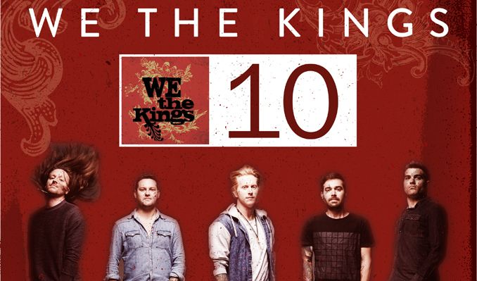 We the Kings tickets at House of Independents in Asbury Park