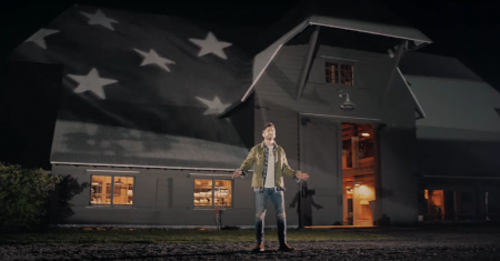 Thomas rhett shows his 39 american spirit 39 in new music for American house music