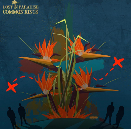 Common Kings will release their debut full-length albumLost in Paradiseon Feb. 3.
