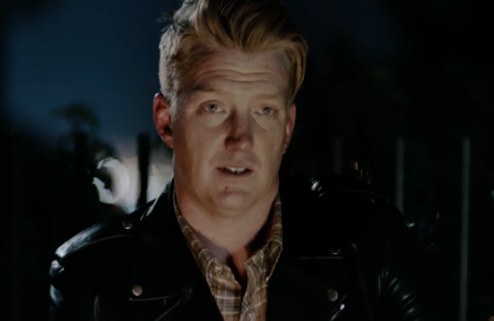 Eagles of Death Metal's Josh Homme in seen in the first trailer for Colin Hank's upcoming HBO documentary, Nos Amis (Our Friends).