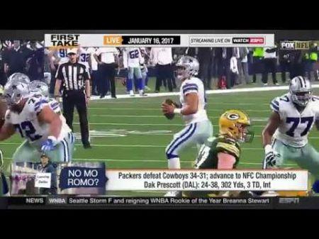 NFL Rumors: Cowboys prioritize trading Tony Romo during NFL offseason